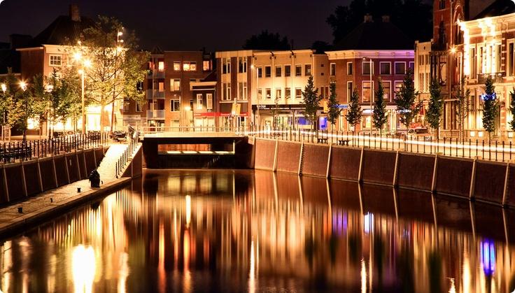 Nightshot harbor - Breda - http://www.vanderborg.nu