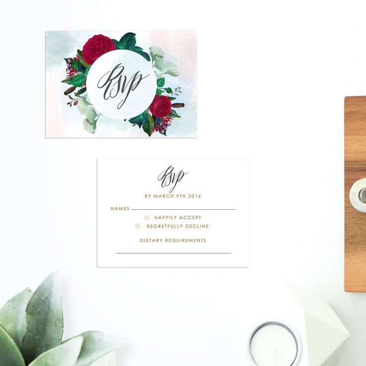 97 best Burgundy Wedding Invitations images on Pinterest ...
