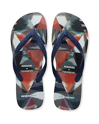 Missoni x Havaianas Flip Flops Summer 2012 Collection - Watch out for the  second collaboration of two A-list style brands. The Missoni x Havaianas flip  flop ...