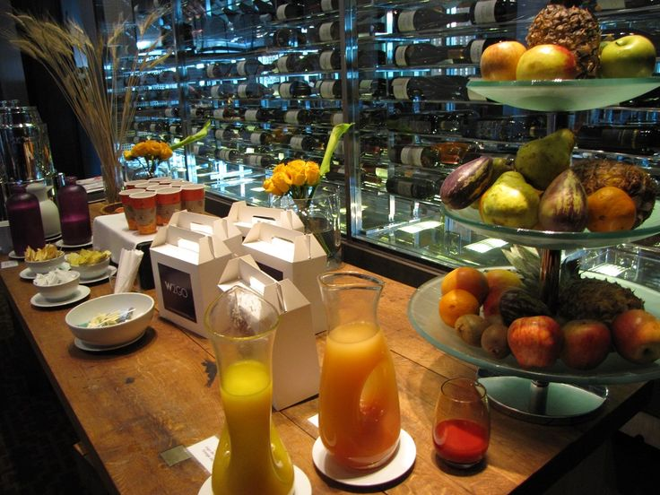 """Com menu e ambiente impecáveis, o hotel W é """"o"""" lugar para tomar brunch em Santiago (Crédito da foto: Natalie Soares)"""