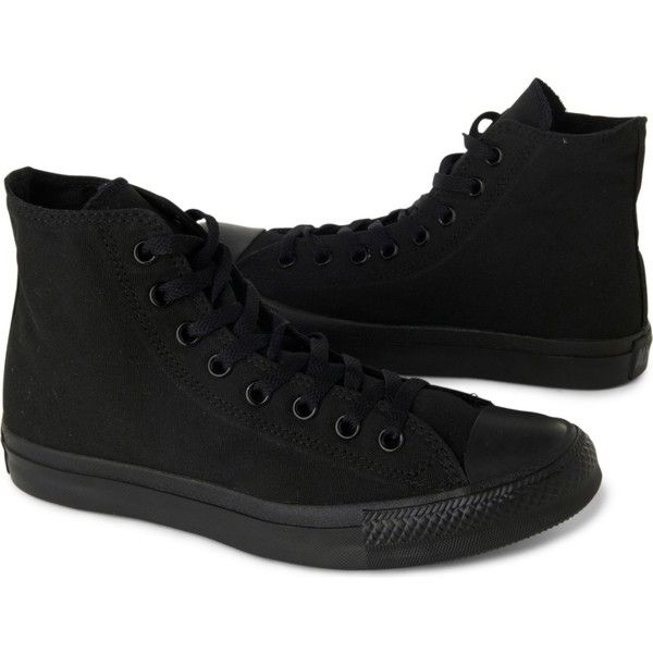 Converse Chuck Taylor All Star high tops (£36) ❤ liked on Polyvore featuring men's fashion, men's shoes, men's sneakers, shoes, mens high top shoes, converse mens shoes, converse mens sneakers, g star mens shoes and mens high top sneakers