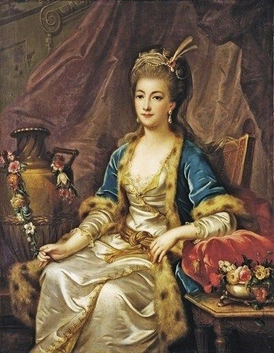 It's About Time: Jean-Baptiste Le Prince (1734-1781), Lady in Turkish Dress,