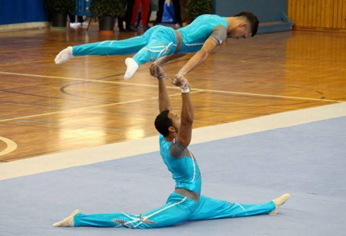 Puerto Rico asistirá a mundiales de gimnasia acrobática