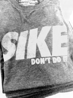 now this is a Nike tshirt I can get down with.