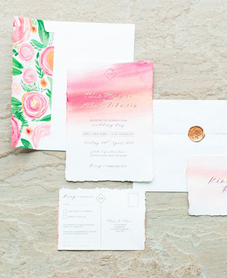 Fine Art Styled Shoot. Planned, Styled and Directed by Natalie Hewitt Wedding & Event Planner. Photographed by Gina Dover-Jaques. Stationery from Rose Press