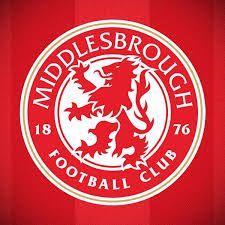 Middlesbrough crest.