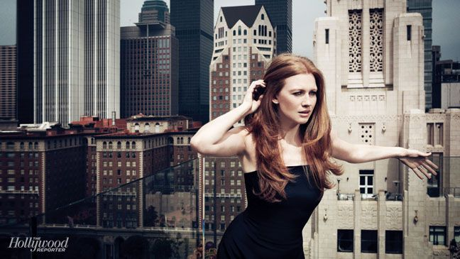 Mireille Enos on 'The Killing'