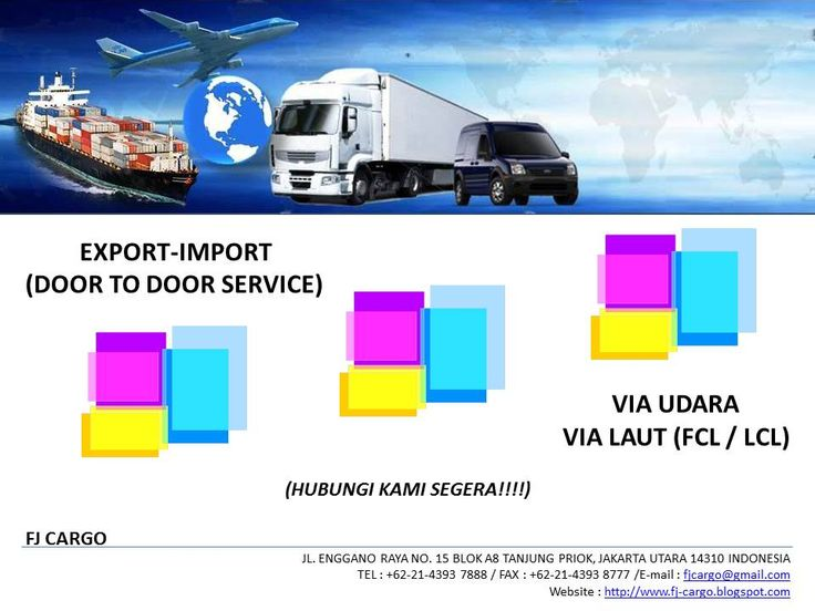 An international freight forwarding, provides export and import services, by sea and air included door to door service.