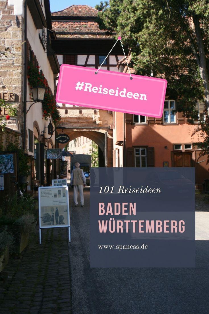 Baden Württemberg Reisetipps
