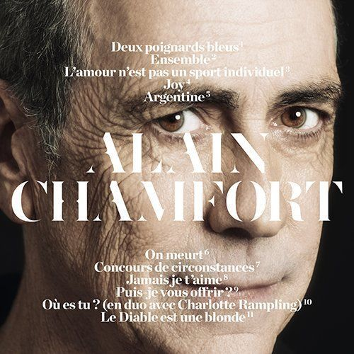 Alain Chamfort Alain Chamfort - CD Audio