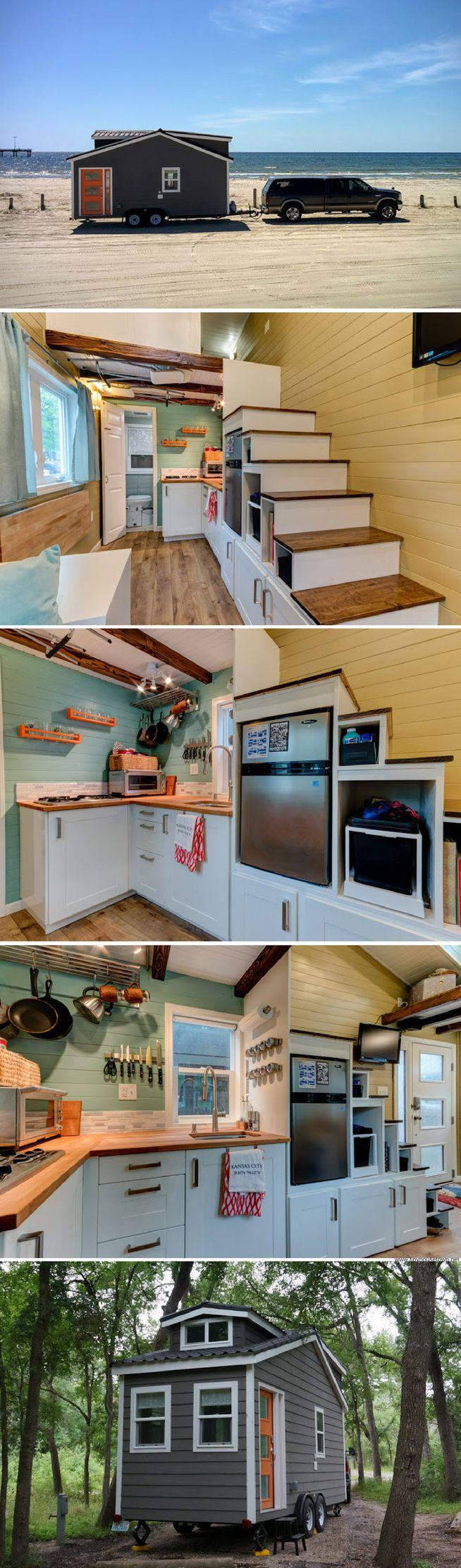 The Wanderlust Tiny House