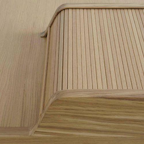 Scrittoio Tapparelle Desk - design Emmanuel Gallina - Cole'