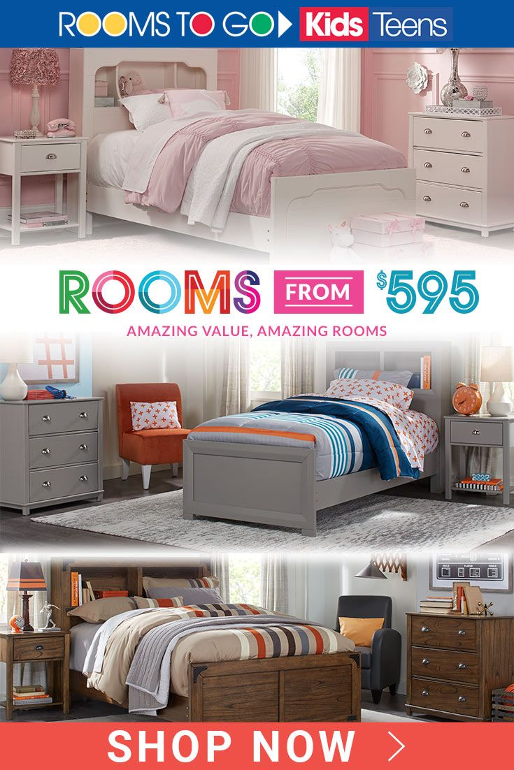 Rooms From 595 Rooms To Go Bedroom Bedroom Furniture For Sale Bedroom Furniture Stores