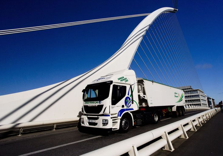 Compressed natural gas and renewable gas sources are being introduced for trucks, vans, and buses, in what is being called a transport revolution. The Causeway project will deliver a clean energy project for Ireland's transport sector, and in doing so, will provide a template for the rest of Europe. NUI Galway, working with Gas Networks [ ]