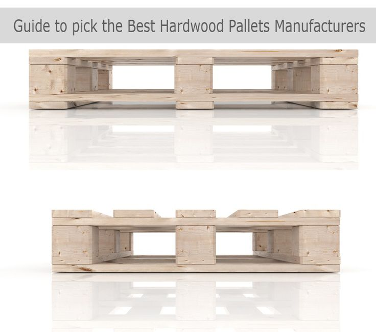 Guide to pick the Best Hardwood Pallets Manufacturers  #hardwoodpallets