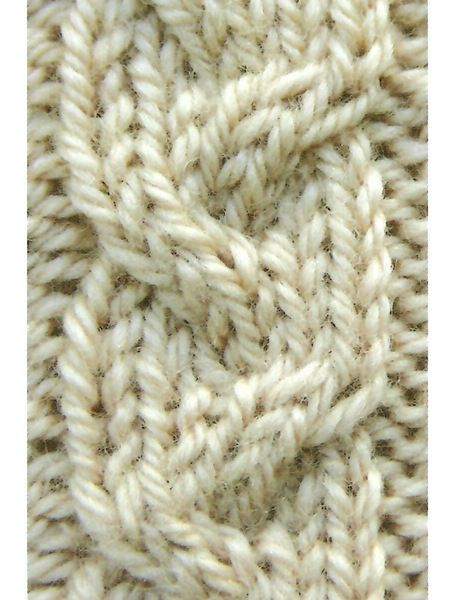 Knit Cable Stitch Pinterest : 39 best images about Knitting Stitches on Pinterest Cable, Knit patterns an...