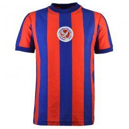 Crystal Palace 1973-74 Short Sleeve Retro Football Shirt