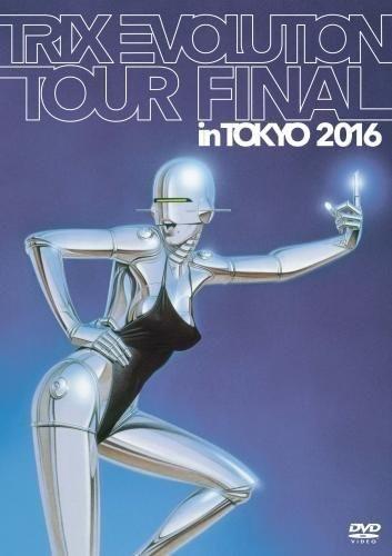 TRIX / TRIX EVOLUTION TOUR DVD 2017
