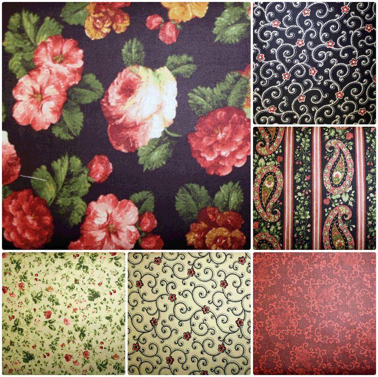 Somerset range of fabrics by P&B Textiles