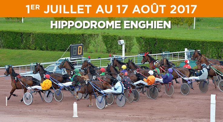 (Nos Résultats Samedi 01/07 à ENGHIEN) : TRIO PMU en 3 Chevaux: 63.75€ !