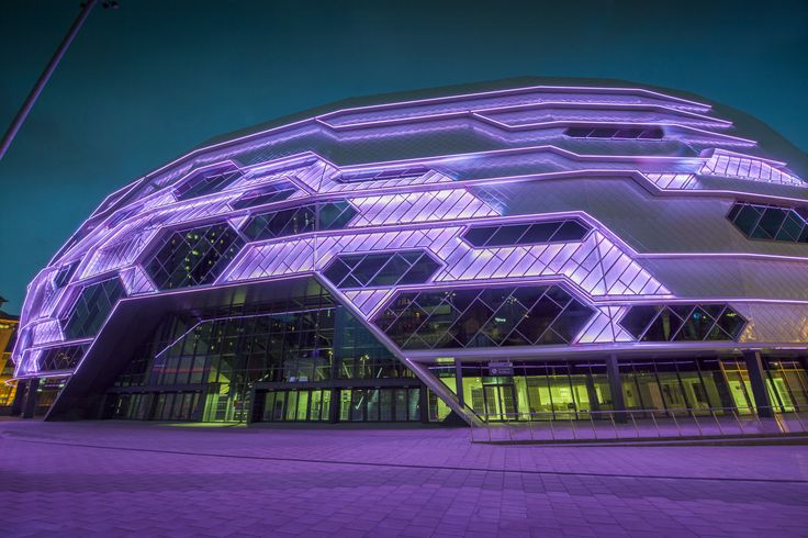 RIBA Yorkshire Award: First Direct Arena by Populous