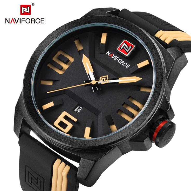 2017 NAVIFORCE Brand Men's Sport Watches Fashion Casual Quartz Wristwatches Pu Starp Waterproof Clock Relogio Masculino     Tag a friend who would love this!     FREE Shipping Worldwide     Buy one here---> https://shoppingafter.com/products/2017-naviforce-brand-mens-sport-watches-fashion-casual-quartz-wristwatches-pu-starp-waterproof-clock-relogio-masculino/