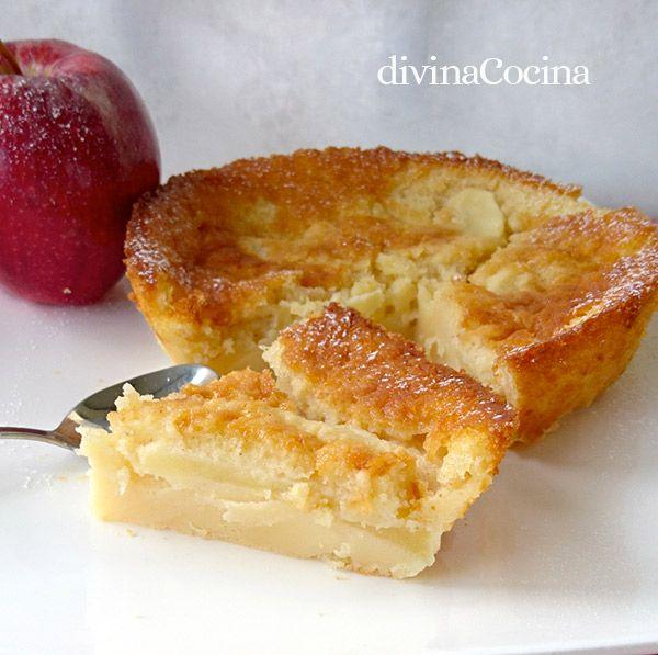 Este pastel de manzana Bolzano es una especialidad italiana tradicional que recibe su nombre de la ciudad donde se inventó, Bolzano.