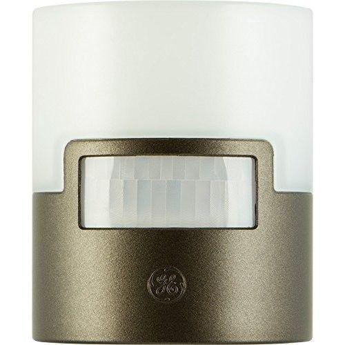 Motion Detector Sensor Night LED Light Motion-Activated Plug-In Electric Socket #MotionDetectorLight
