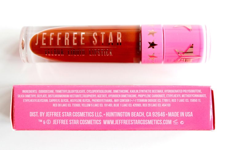 Review • Jeffree Star Cosmetics Velour Liquid Lipstick Unicorn Blood