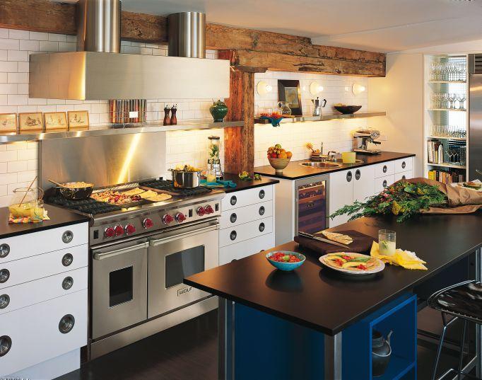 Idei simple pentru o bucătărie modernă   CasaMea.ro