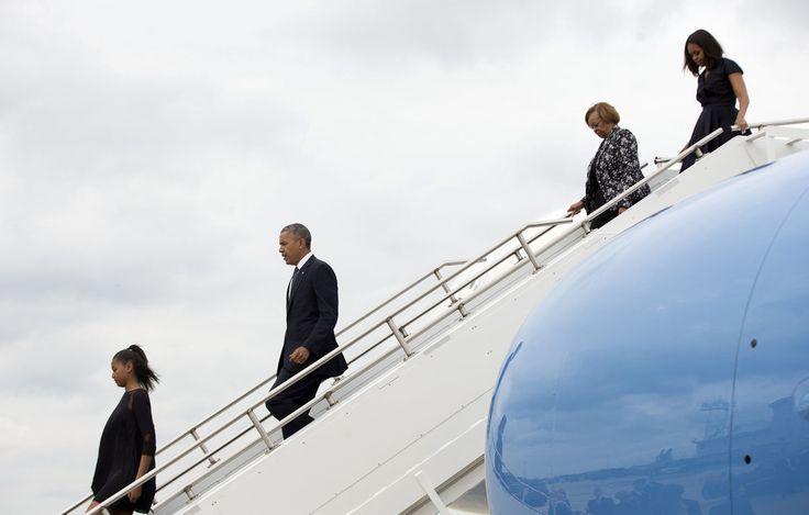 the obama family beau biden funeral - Google Search