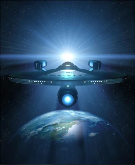 U.S.S. Enterprise NCC 1701 - Star Trek                                                                                                                                                     More