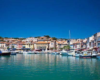 Cassis, Marseille, France