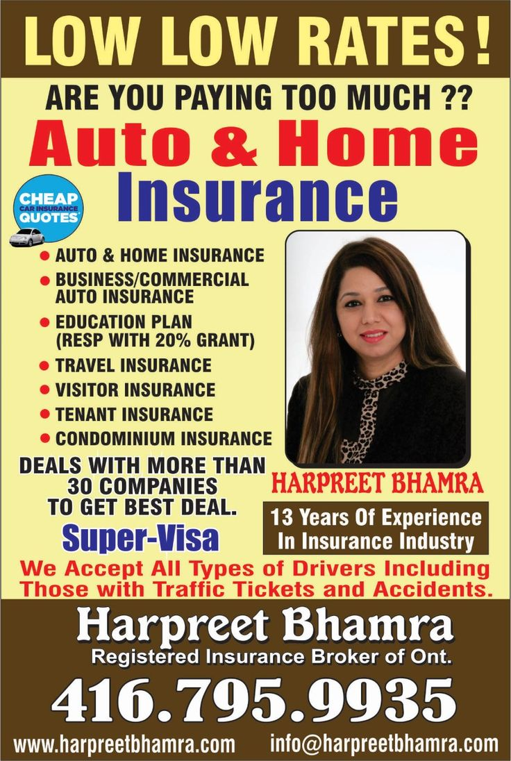 114 reference of Auto Insurance Broker Mississauga in 2020