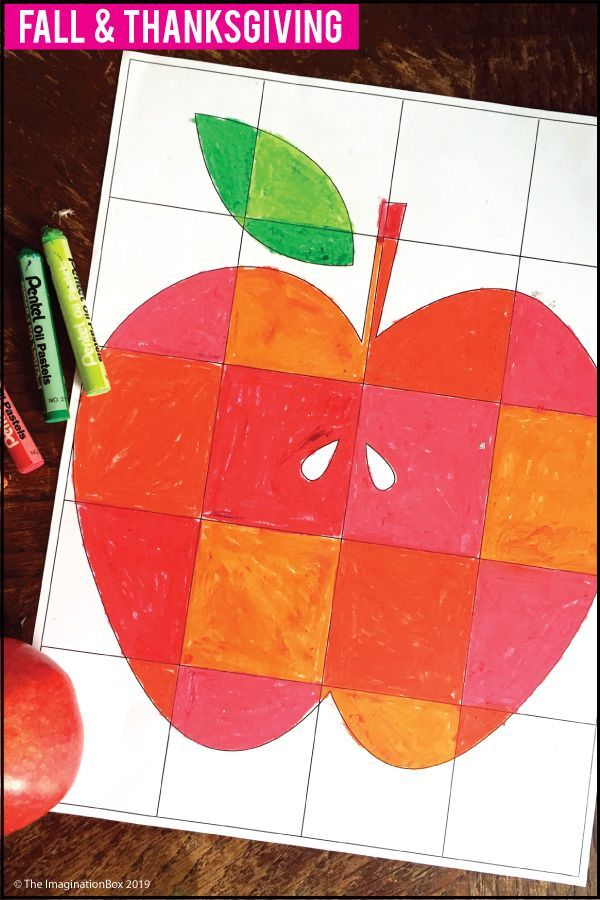 Fun Fall And Thanksgiving Art And Craft Activities For Kids Simple Art Lesson Plans And Color Thanksgiving Art Thanksgiving Arts And Crafts Apple Art Projects