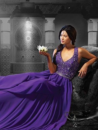 Jasmine - Trouw nu als Disney-bruid - Nieuws - Fashion