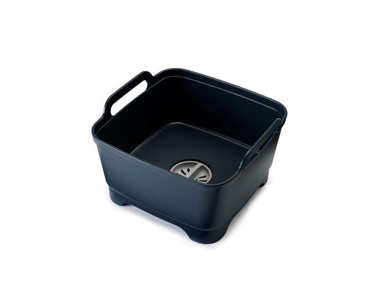 Joseph Joseph Wash&Drain™ | Washing up bowl with plug