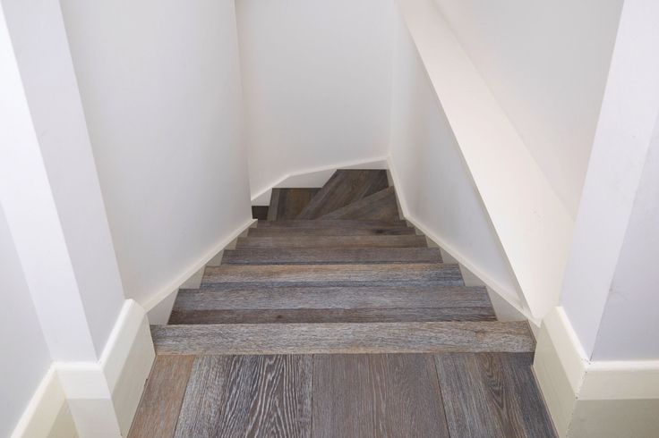 Product Feature Fridays - Smokey coal staircase