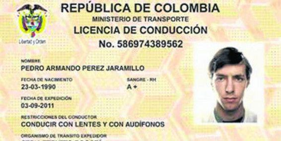 Nuevo licencia de conducción ✨ #TheCrazyCities #crazyColombia
