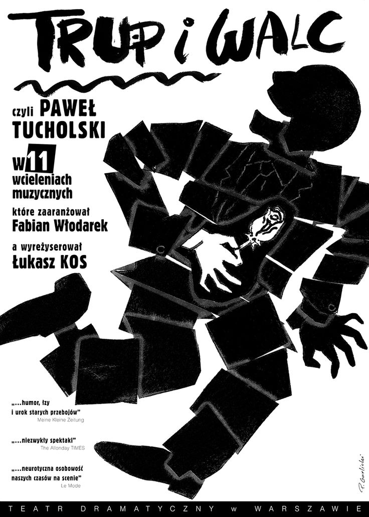 Trup i walc, 1997