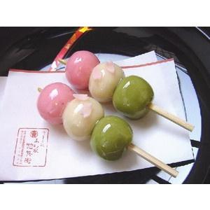 japan だんご