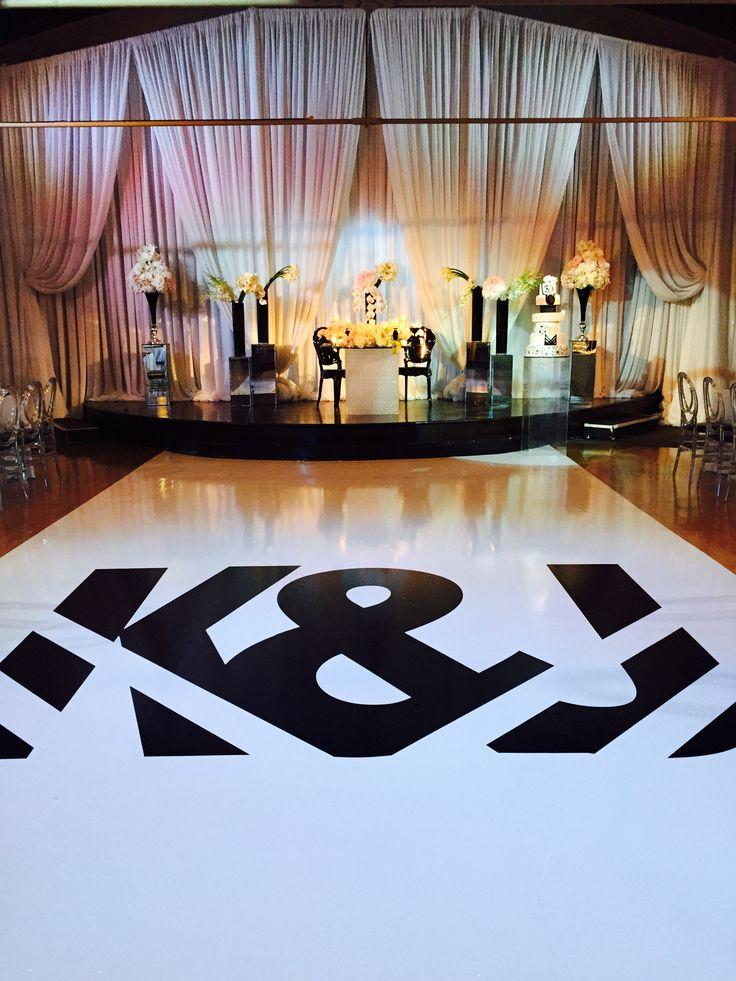 131 Best Wedding Dance Floor Decor Images On Pinterest