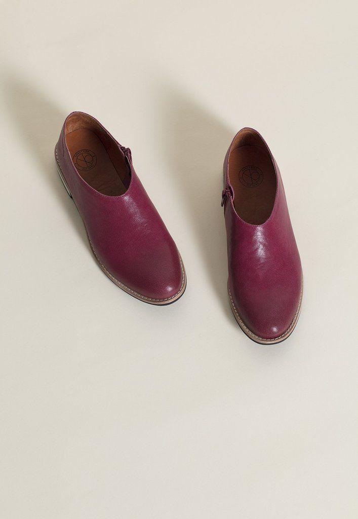 Somer Boot - Magenta