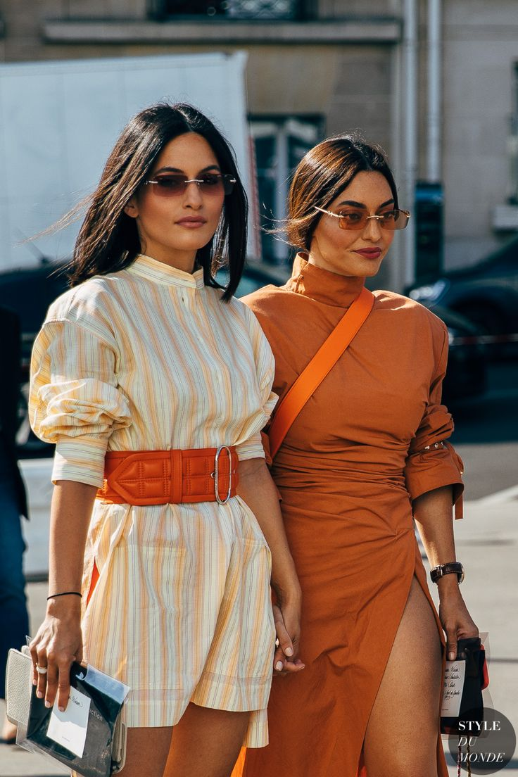 Haute Couture Fall 2019 Street Style