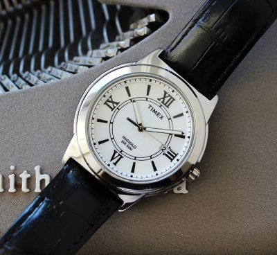 """Timex """"Main Street"""" 