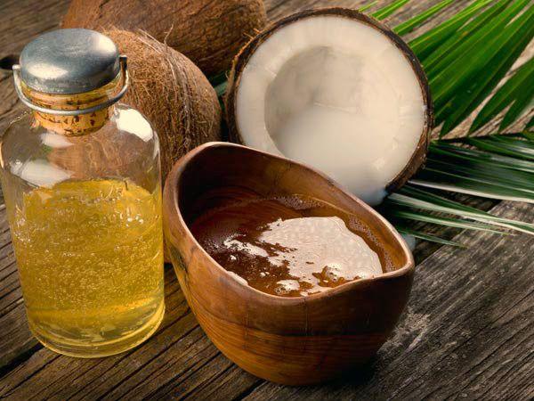 Coconut Oil –