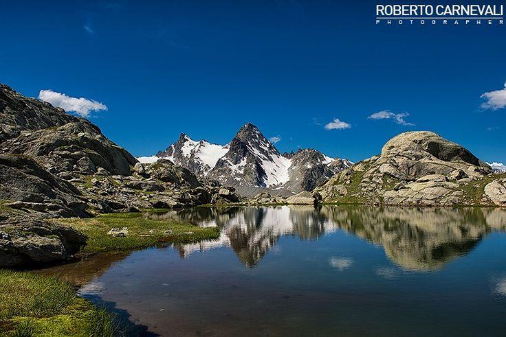 Photograph Italian mountain landscape by Roberto Carnevali on 500px