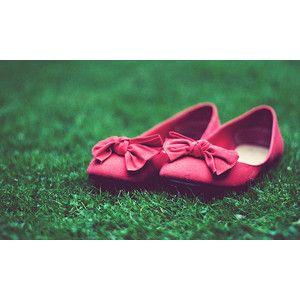 .: Bows Flats, Red Shoes, Pink Ribbons, Inspiration Pictures, Pink Flats, Ballet Flats, Pink Shoes, Tall Girls, Ribbons Shoes