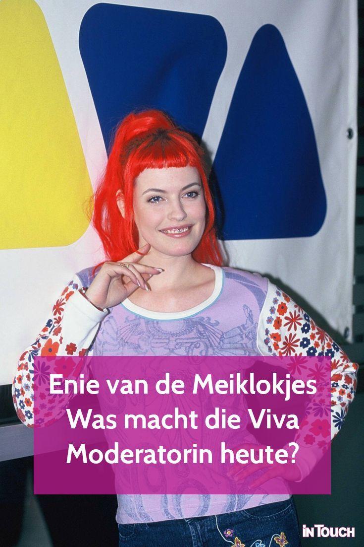 Enie Van De Meiklokjes So Lebt Sie Heute Mit Mann Und Kindern Enie Enie Backt Moderator