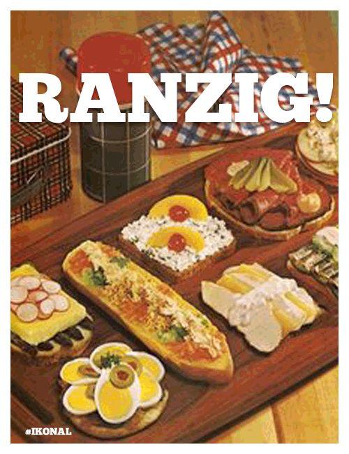 """Ranzig! Oude tijden herleven bij Ikonal!  Kaantjes, reuzel, groene eieren, augurken in boterhamworst, kaas met een Amsterdams uitje en meer ouderwetse ranzigheden komen voorbij in deze spin-off van het format """"Veel vet en ranzig"""" van de Ikonal media groep. We stellen vragen als; Hoe vul je een ei? Waarom is mosterd geel en niet paars? En hoe krijgen ze #boterhamworst eigenlijk in een blik? Dat en meer binnenkort alleen bij Ikonal. #retro #vintage #tv #food"""